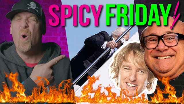 HAVE A NICE TRIP ... it's SPICY FRIDAY!!