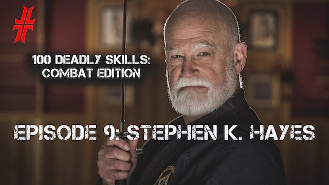 Episode 9: Stephen K. Hayes
