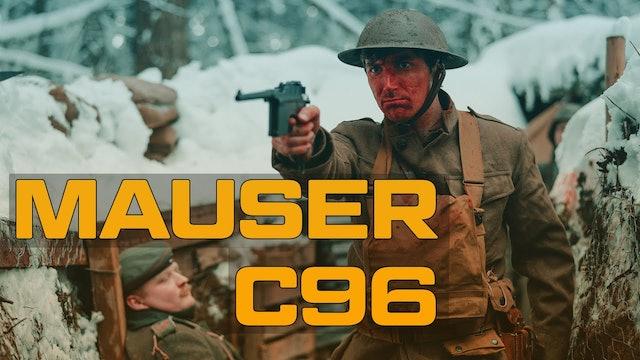 "Mauser C96 ""Broomhandle"""