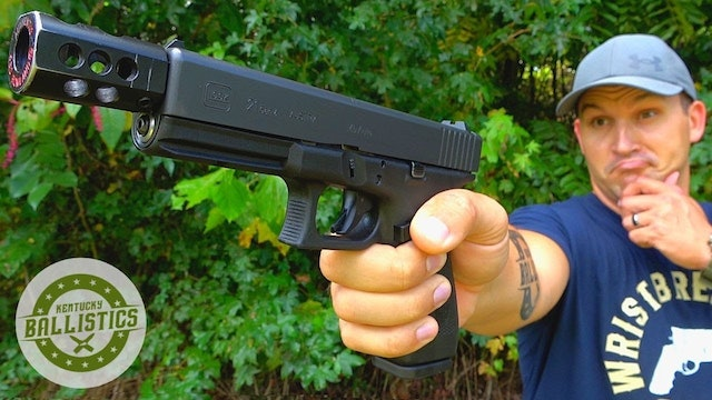 This Glock Is THICCC 🍑