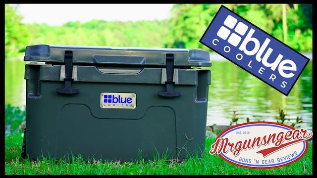 Blue Coolers 30 Quart Roto-Molded Coo...