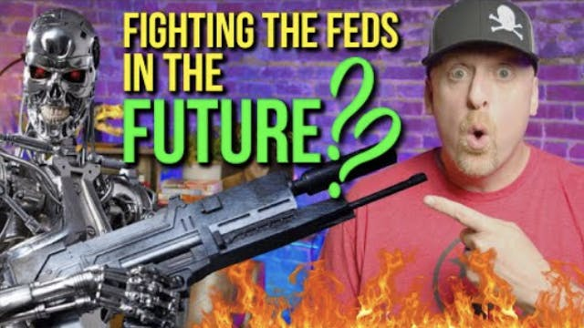 Fighting the Feds IN THE FUTURE