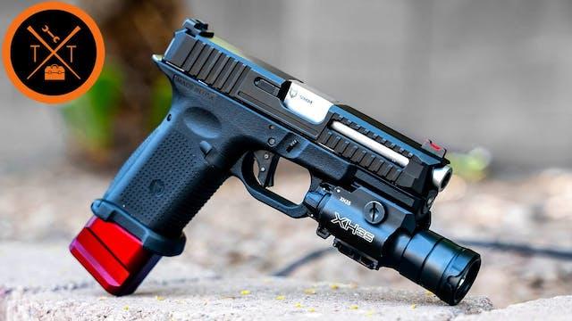 NEW Custom Handgun...But There's a CA...