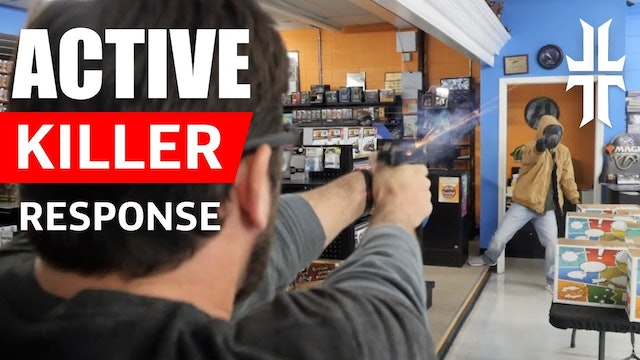 Active Killer Response Options on Trigger Time TV