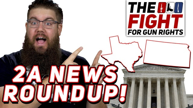 Constitutional Carry in TX SCOTU 1st Gun Case in YEARS  Fight for Gun Rights