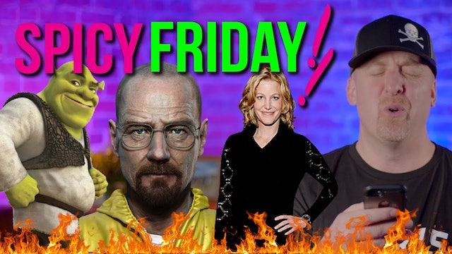 HEY NOW You're an ALL STAR! IT'S SPICY FRIDAY!