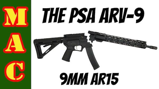Palmetto State Armory AR-V 9mm AR15 t...