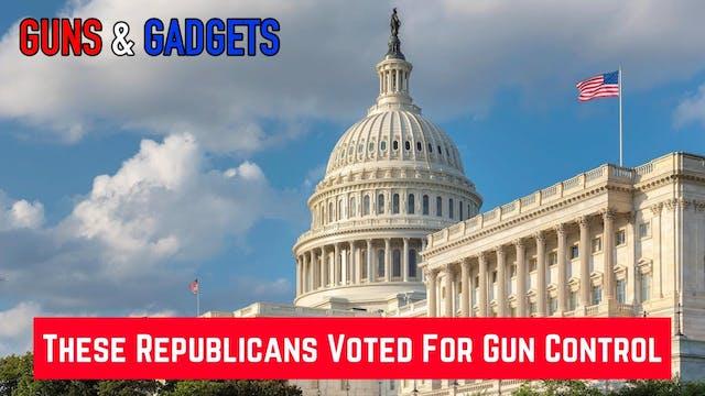 HR8 & HR1446 | These Republicans Vote...