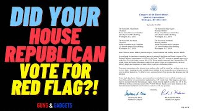 """House Republicans """"Promise"""" To Stop R..."""