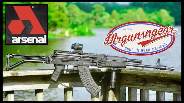 Ultra Rare Arsenal Bulgarian Made Milled SAM7SF94E The Best Go To War AK47