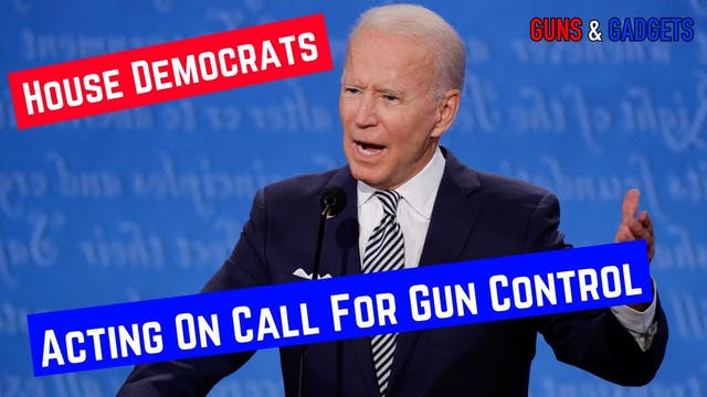 House Dems Acting On Biden's Call For...