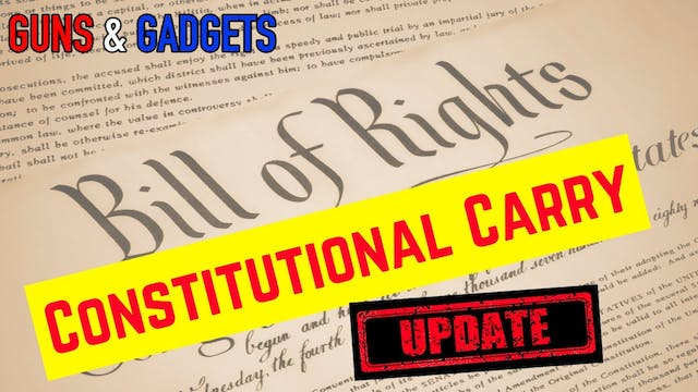 Iowa Gets Constitutional Carry What A...