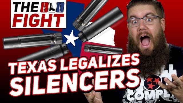 New Law in Texas Deregulates Firearm ...