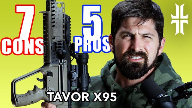 IWI Tavor x95 Review