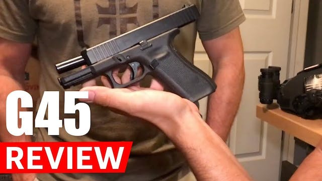 NEW G45 Review!
