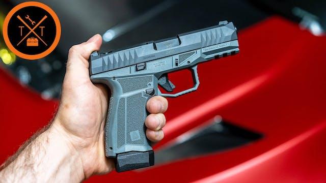 The Most Important Handgun of 2021....
