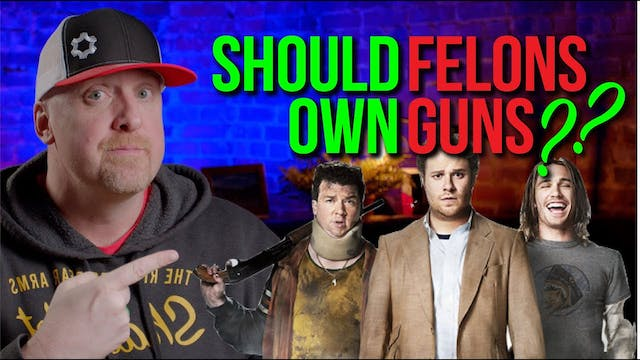 Should FELONS Be Given Their Rights B...