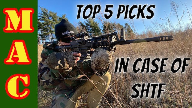 Top 5 firearms for SHTF _ WROL