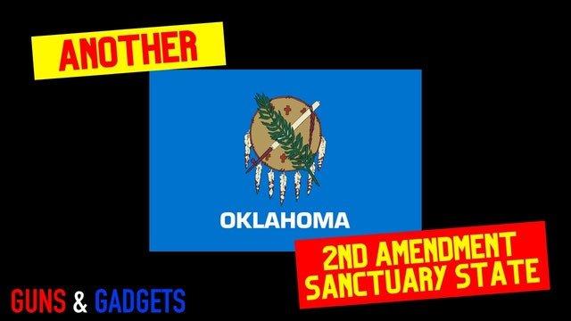 Another 2A Sanctuary State