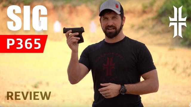 Sig p365   Catching Glock with Their ...