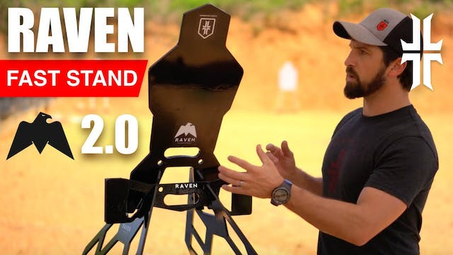 Introducing the Raven Fast Stand 2.0 ...