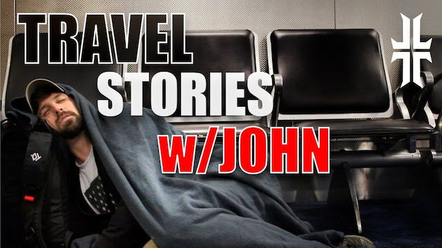 Funny Travel Stories with John