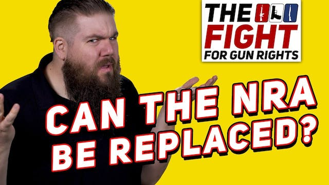 Can FPC or GOA replace the NRA  Fight...