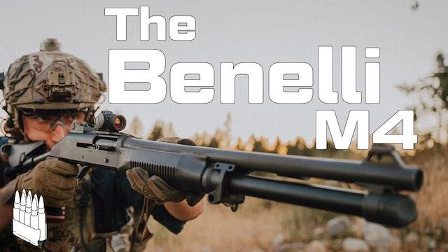 The Benelli M4 _ M1014_ The Marine Corps Combat Shotgun