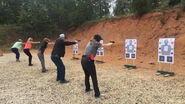 USCCA Defensive Shooting Fundamentals...