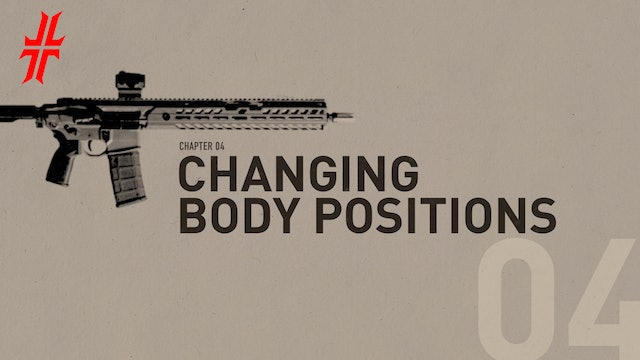 CHANGING BODY POSITIONS | Chapter 4