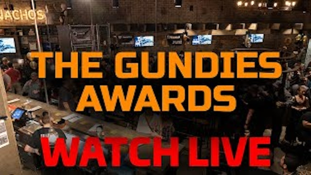 The 2nd Annual Gundie Awards! Live from DRIVE TANKS!