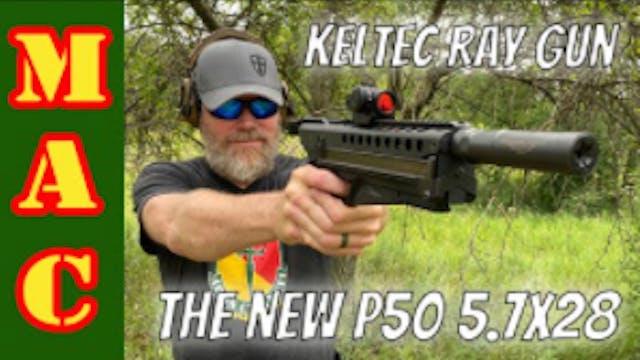 NEW_ Keltec P50 handgun in 5.7x28!