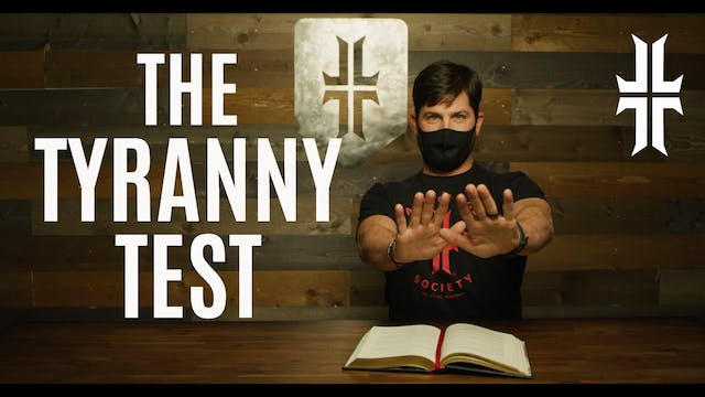 The Tyranny Test | Are We Still Free?