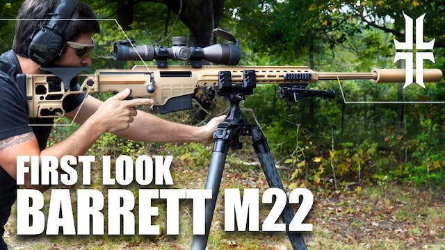 NEW SOCOM Sniper Rifle | M22 Barrett