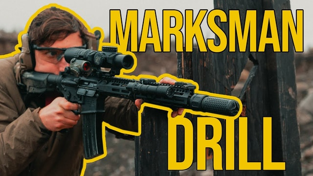 12 Round Drill to stay proficient (By Chris Way!)