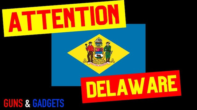 Attention Delaware!!!