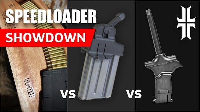 Which Speedloader is FASTEST? Magpack...