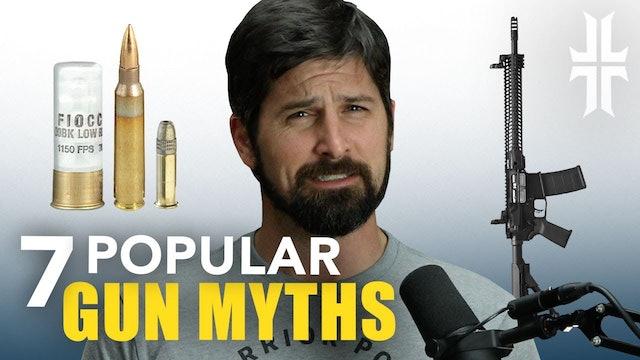7 Popular Gun Myths