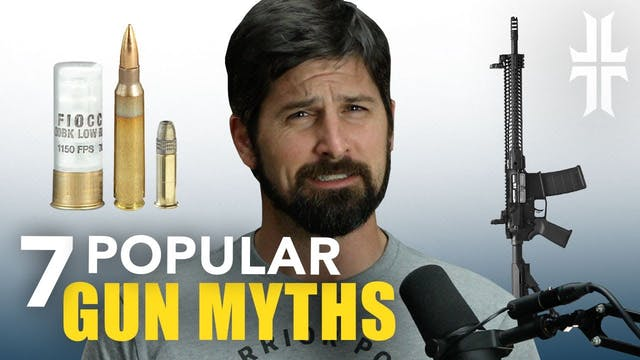 7 Popular Gun Myths