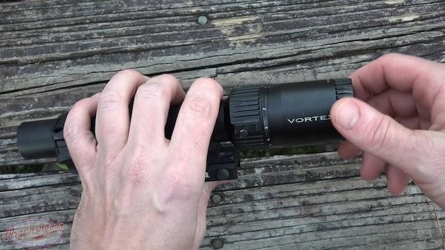 Vortex Optics Gen2 Strike Eagle 1-8x Scope Review