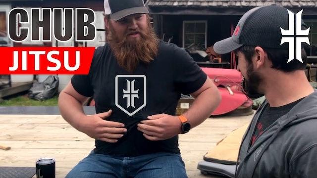 Chub-Jitsu Weapon Retention