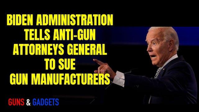 Biden Tells Anti Gun Attorneys Genera...