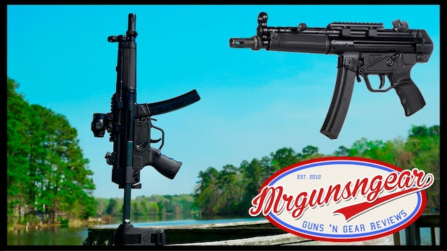 How To Clean  Lubricate A MP5 Or MP5 Clone