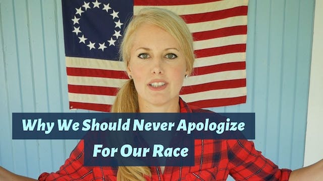 Why We Should Never Apologize For Our...