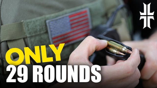Why 29 Rounds | AR Mags