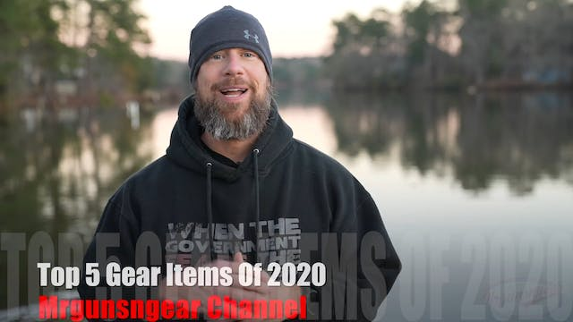 Top 5 Outdoor Gear Items Of 2020
