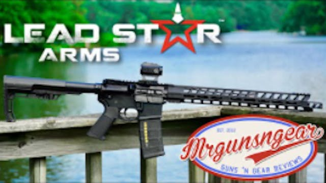 Lead Star Arms Grunt AR15 Review