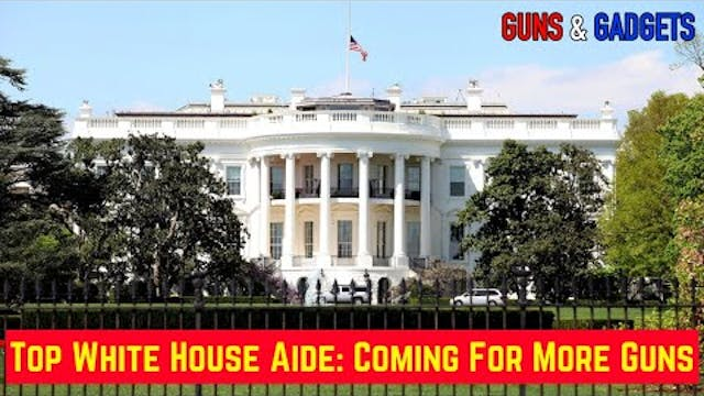 Top White House Aide Says They Are Co...