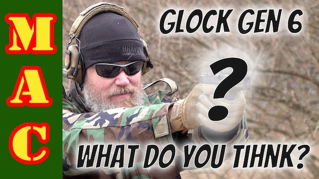 Glock Generation 6 - Your thoughts?