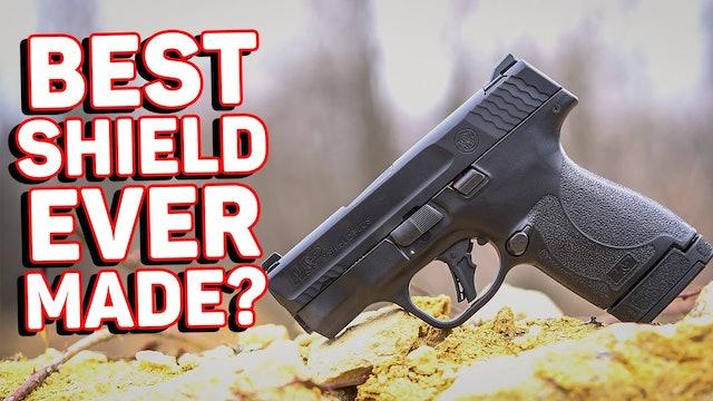 BIGGER BUT STILL SMALL - S&W M&P9 Shield Plus Review!